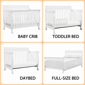 DaVinci Kalani Crib Reviews: 4-in-1 convertible crib