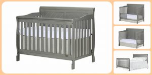 Different types of baby cribs - convertible crib