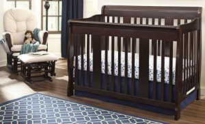 Stork Craft Tuscany 4-in-1 Convertible Crib Review