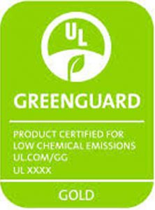 Hudson crib by Babyletto is Greenguard certified