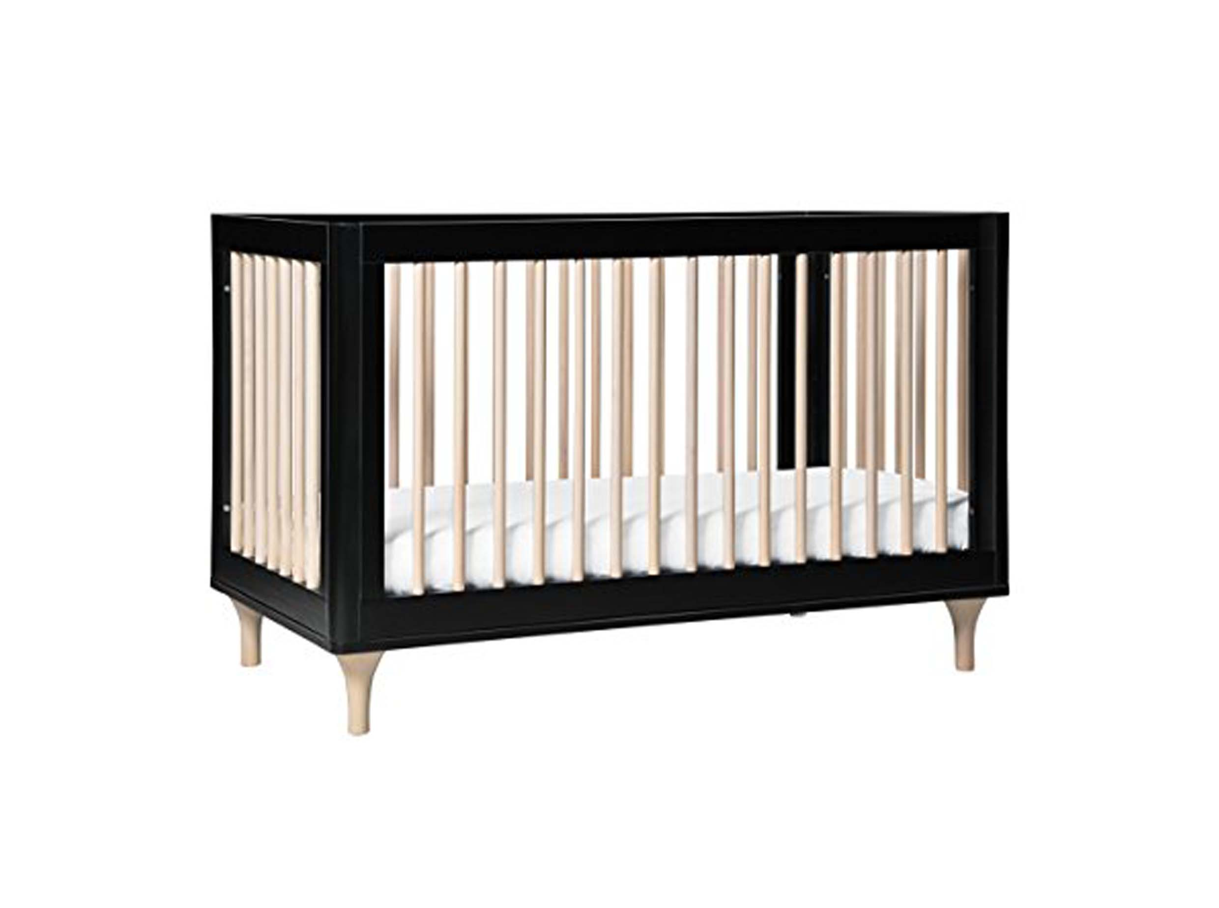 Babyletto Lolly 3-in-1 convertible crib with free toddler rail