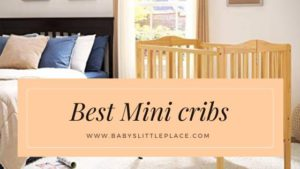 Best mini cribs for small spaces