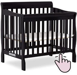 Best mini convertible crib: Dream On Me Aden