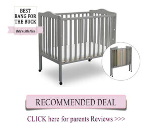 Best affordable mini portable crib