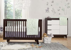 Hudson crib by Babyletto