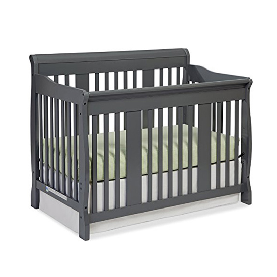 Stork Craft Tuscany 4 in 1 stages crib