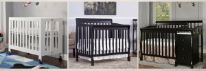 Best Mini Cribs For Small Spaces_Small Cribs for Small Spaces