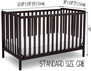 best cribs for short moms 5 cribs for petite moms reviews. Black Bedroom Furniture Sets. Home Design Ideas