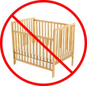 best cribs for short moms - NO dropping side crib