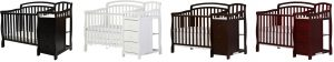Mini Crib With Changer: Dream On Me Casco 3 In 1 Mini Crib With Changing Table Review