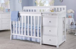 In-Depth Review Of Sorelle Newport Mini Convertible Crib With Changer