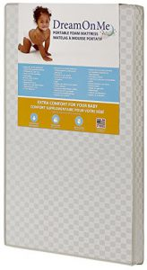 Best Mini Cribs For Small Spaces - Small non full-size mattress