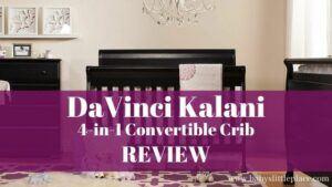 DaVinci Kalani 4-in-1 convertible crib review