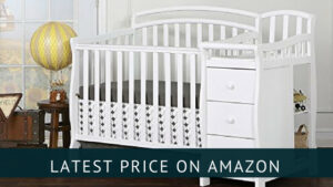 Mini Crib with Changer: DReam On Me 3-in-1 convertible crib with changing table Review