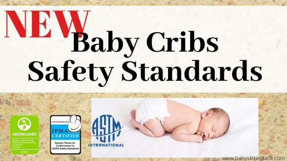 Baby crib safety standards
