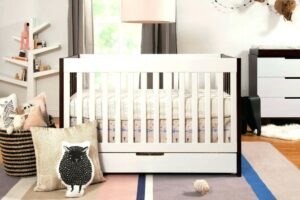 Best cribs with storage drawers - Babyletto Modo