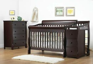 Best cribs with storage drawers - a combo crib