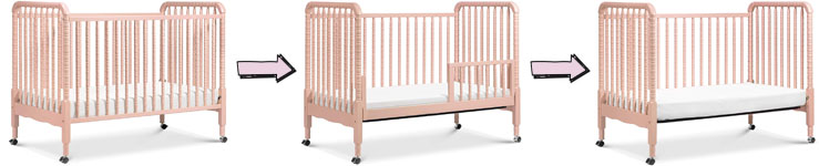 Best full-size portable crib that do not fold up