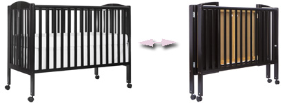 Best Affordable full-size portable crib
