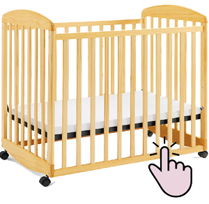 Best mini rocking crib DaVinci Alpha