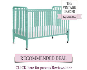 Best full-size portable convertible crib