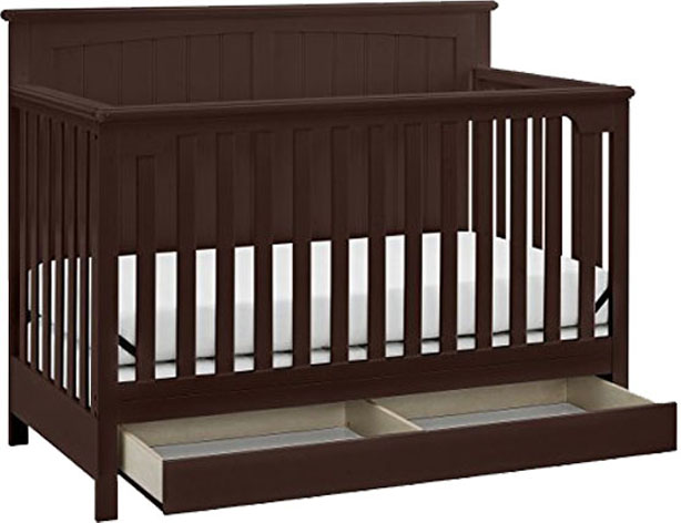 7 Best Cribs With Storage Underneath Reviews