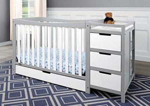 Best Combo Cribs with Under Crib Storage Drawer_Graco Remi