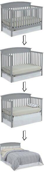 The best baby cribs of 2018 best baby cribs to buy: Graco Benton 5-in-1 convertible crib