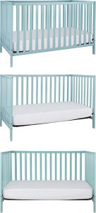 The best baby cribs of 2018 best baby cribs to buy: Union 3-in-1 convertible crib