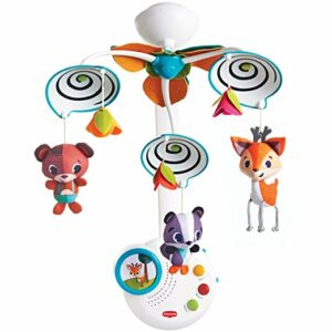 Best baby crib mobiles: best for early development_Tiny Love Classic Mobile