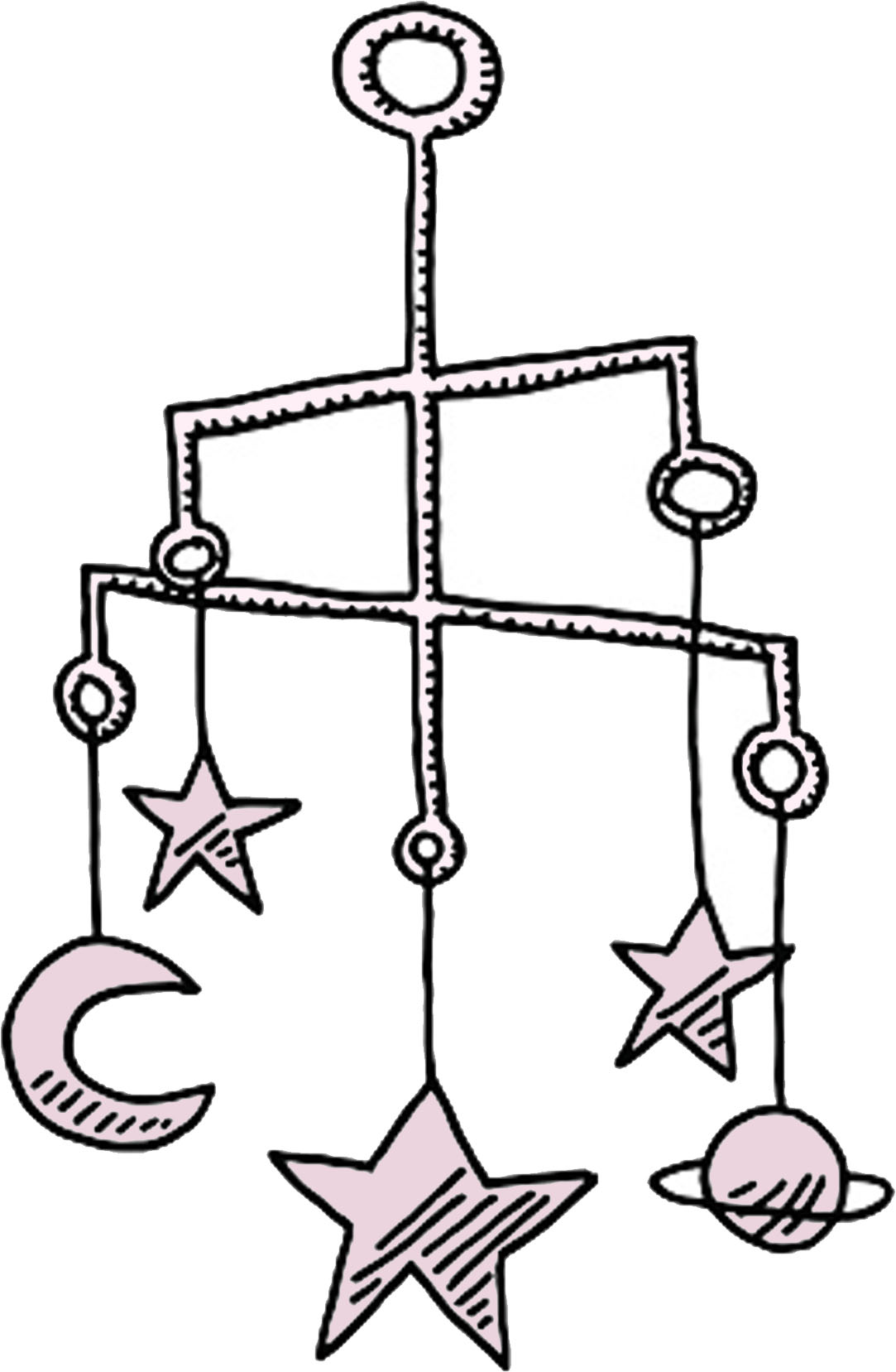 Best Baby Crib Mobiles Sketch Baby S Little Place