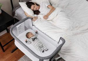 Safe co-sleeping - beside sleeper