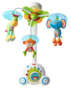 Best Baby Musical Mobile | Tiny Love Musical Mobile Review