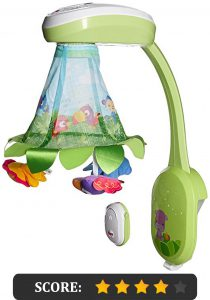 Best baby mobiles with remote control: Fisher-Price