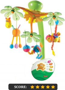 5 Best baby mobiles with remote control: Tiny Love Sweet Island Dreams