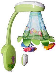 Best baby mobile with remote control: Fisher-Price