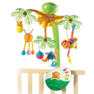 Best baby mobile with remote control: Tiny Love Sweet Island Dreams