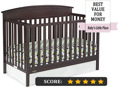 Graco Benton 4-in-1 Convertible Crib Review