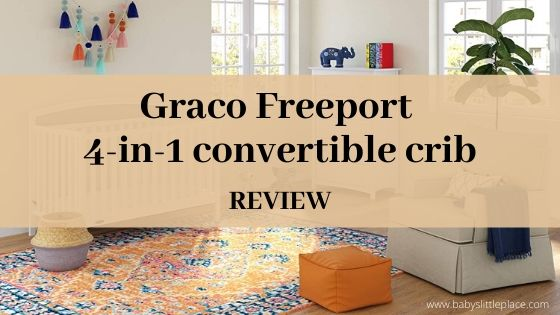 Graco Freeport Convertible Crib REVIEW