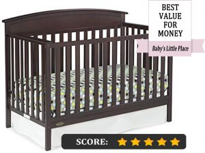 Graco crib reviews: Benton 5 in 1 convertible crib