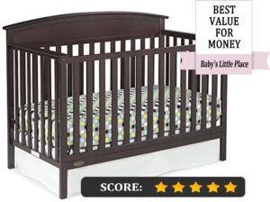 Graco crib reviews: Benton 5 in 1 convertible crib