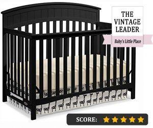Graco crib reviews: Charleston 4-in-1 convertible crib