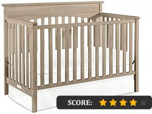 Graco crib reviews: Lauren 4-in-1 convertible crib