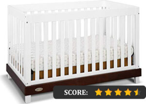 Graco crib reviews: Maddox 4-in-1 convertible crib