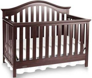 Best Graco crib - Bryson convertible crib