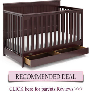 Best Graco crib Reviews - Hadley 4-in-1 convertible crib with drawer
