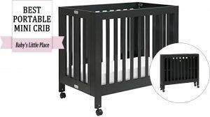 Babyletto Origami mini portable crib Review