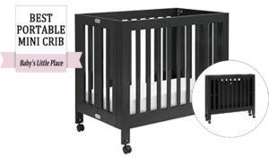Babyletto Origami portable mini crib review