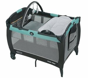 Graco Pack 'nPlay Playard with Reversible Napper and Changer LX