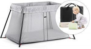 Best rated portable cribs - BABYBJÖRN Travel Crib Light